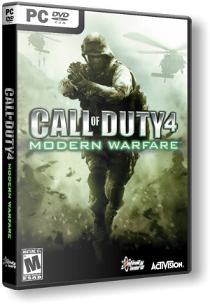 Call of Duty 4: Modern Warfare [1.7] (2007) PC l R...
