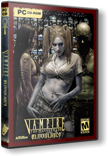 Vampire: The Masquerade Bloodlines (2004/PC/Русски...