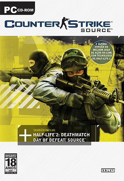Counter-Strike Source v67 no-Steam (2011) PC