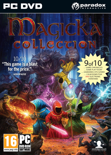 Magicka Collection [MULTi6] (2011) PC | Steam...
