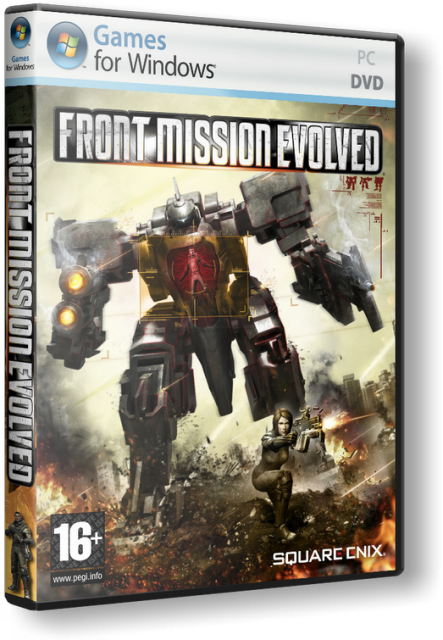 Front Mission Evolved (2010/PC/Русский) | Лиц...