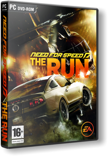 Need for Speed: The Run Limited Edition (2011) PC ...