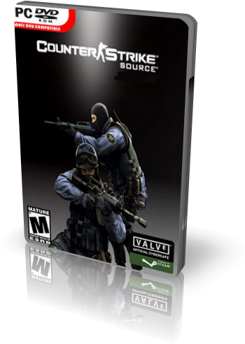 Counter-Strike Source [v.1.0.0.66] (2011) PC