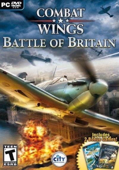 Крылья победы / Combat Wings: Battle of Britain (2...