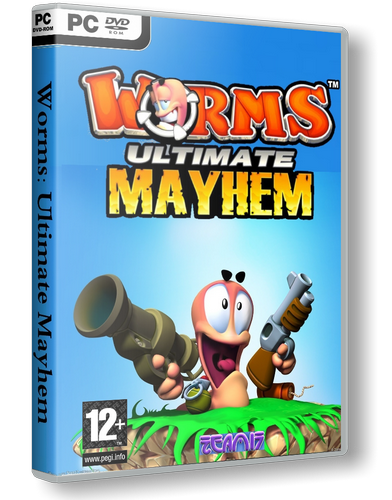 Worms Ultimate Mayhem (2011) PC | Лицензия
