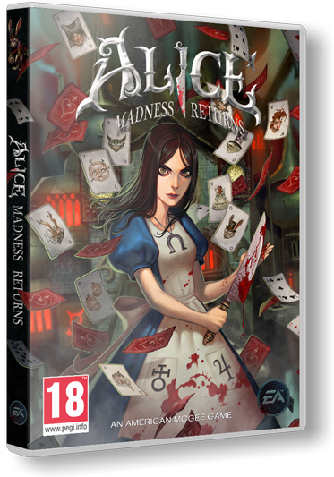 Alice: Madness Returns (2011) PC