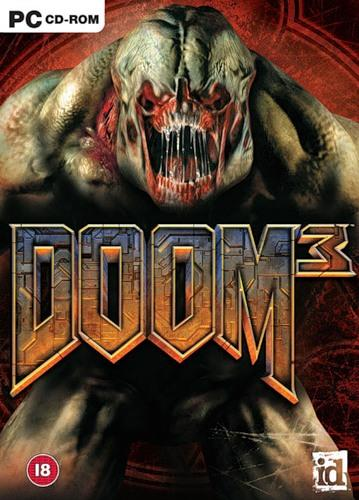 Doom 3 + Resurrection of Evil (2004-2005/PC/Repack...