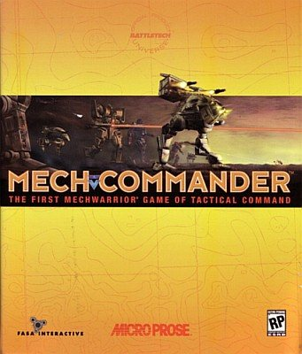 MechCommander Gold (1998) PC | RePack