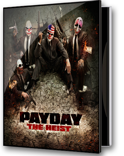 Payday: The Heist / День платежа: Грабеж (2011) PC...