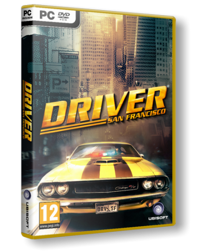 Driver: San Francisco (2011) PC | RePack