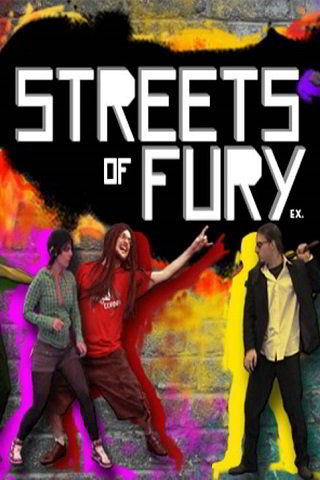Streets of Fury EX (2015)