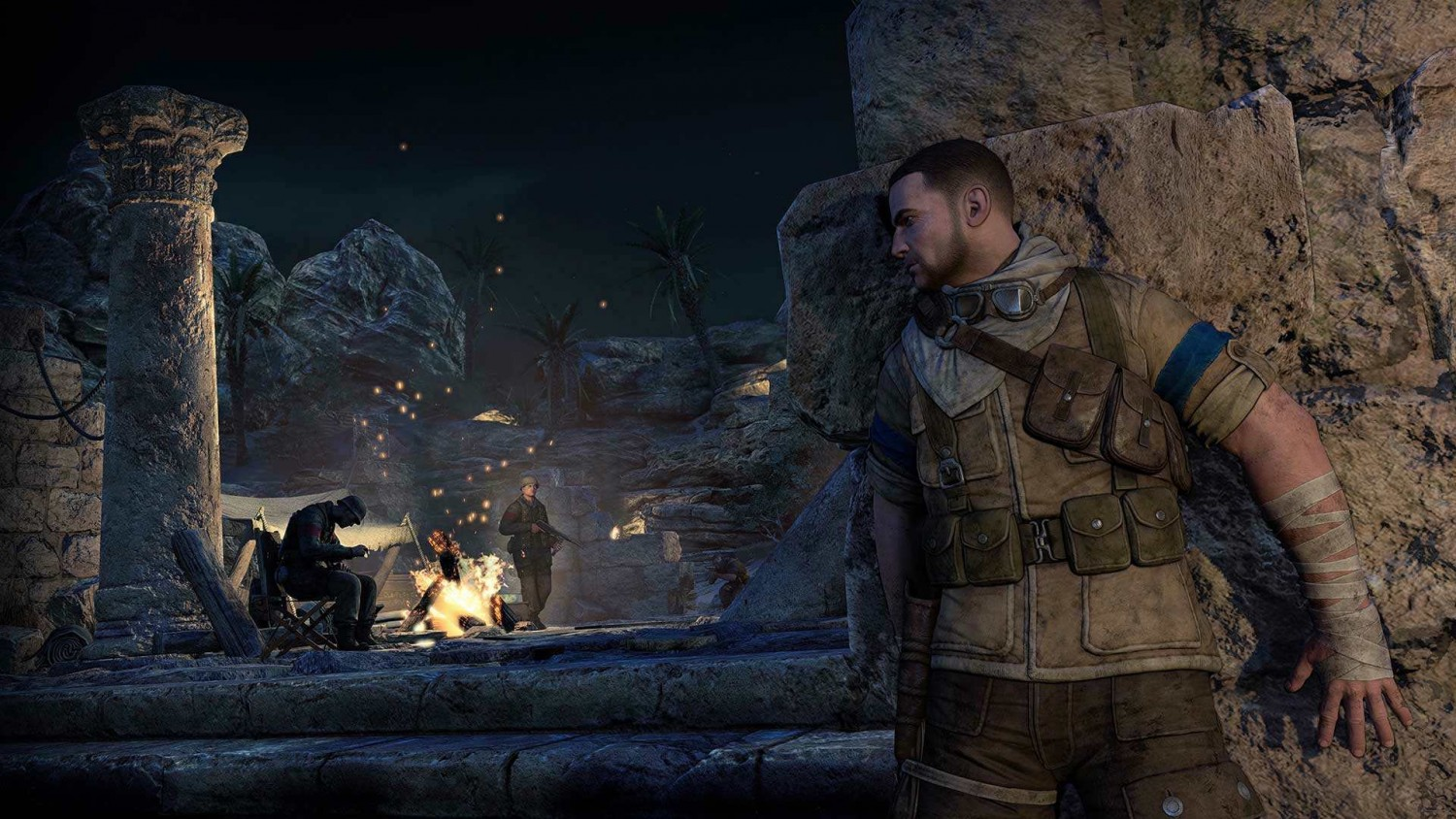 Sniper Elite III (3) - Ultimate Edition (1.15a + 13 DLC) (2014)
