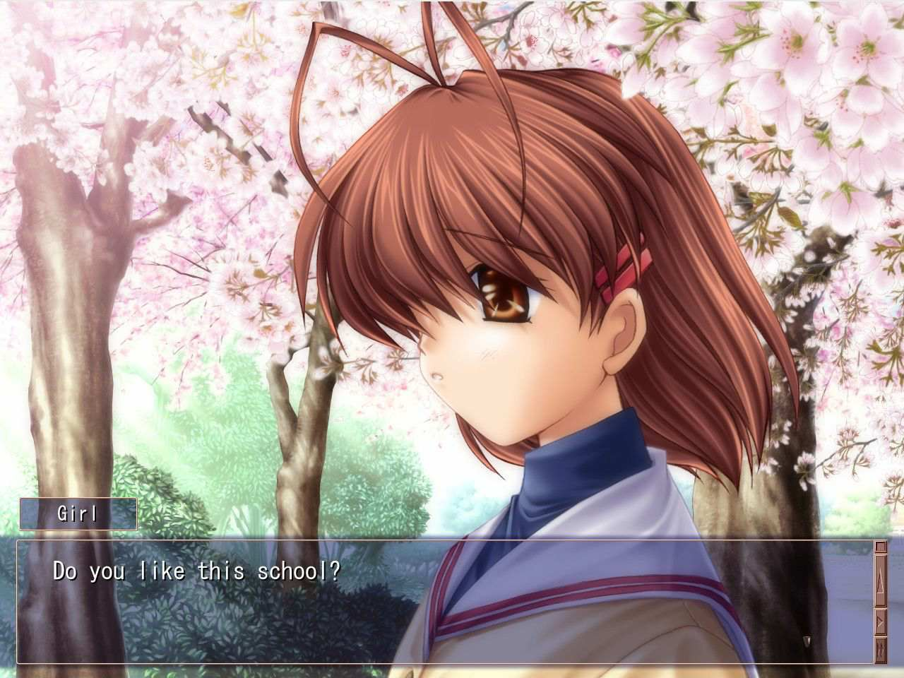 CLANNAD HD Steam Edition (2015)