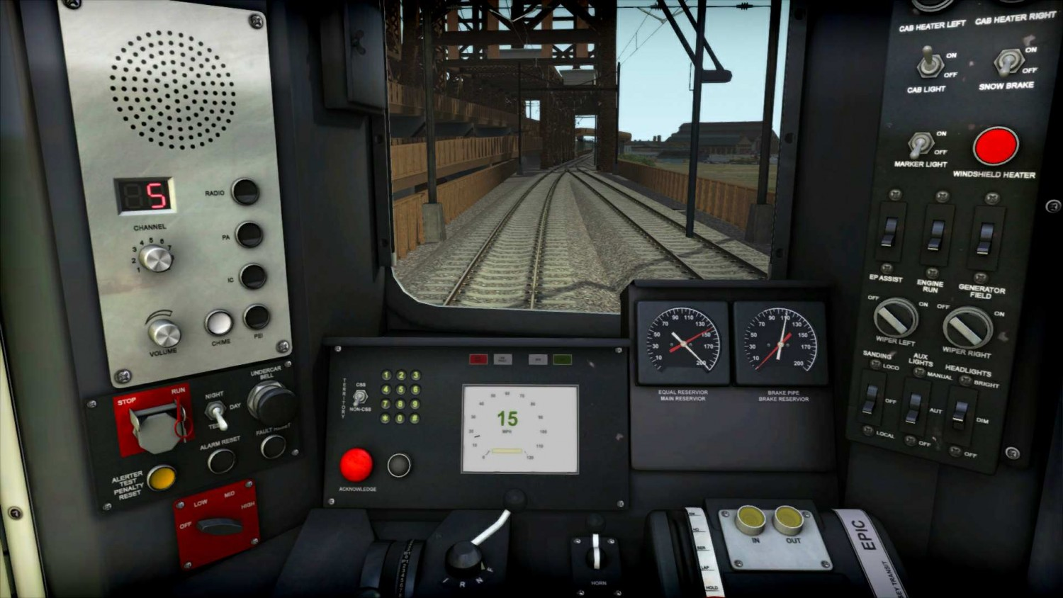 Train Simulator 2017 (Railworks): Standard Edition (2016)