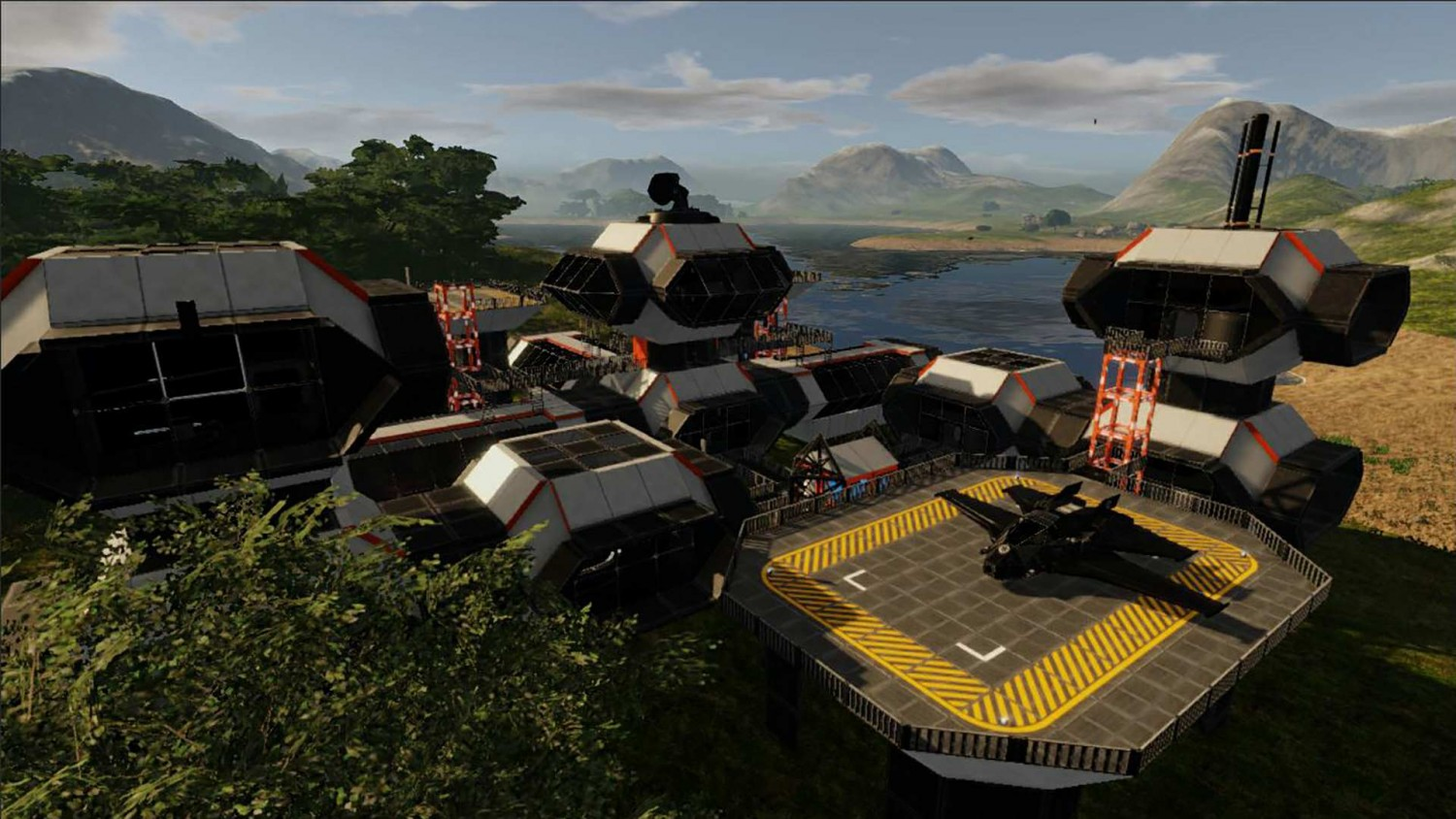 Empyrion - Galactic Survival (Alpha 7.1.1 1320 + Dedicated Server) (2015)