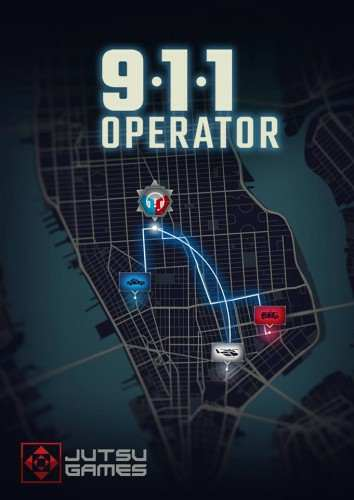 "911 Operator: Collector's Edition [+ 2 DLC: ""Special Resources"", ""First Response""] (2017)"