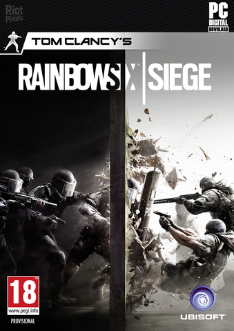 Tom Clancy's Rainbow Six: Siege - Complete Edition [v 2.3.2 + DLC's] (2015)