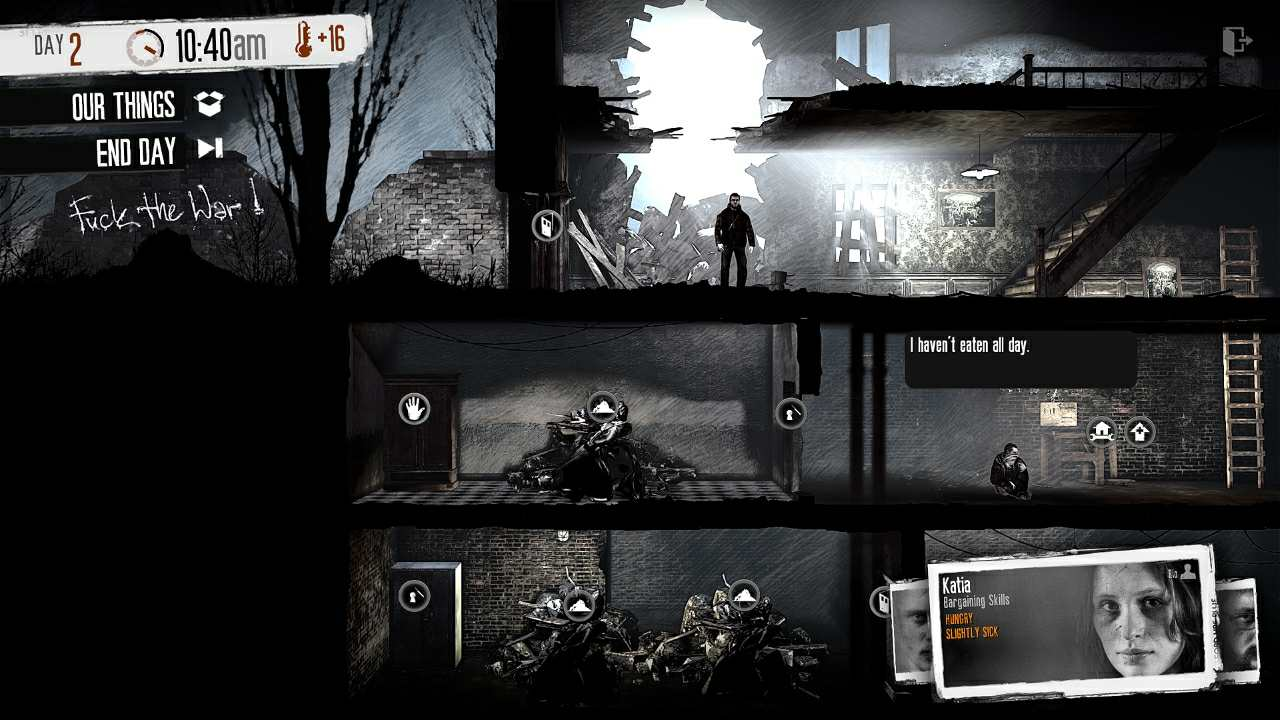 This War of Mine: Anniversary Edition (+Father's Promise) (2014)