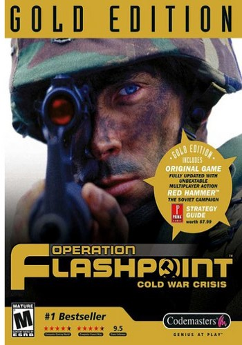 Operation Flashpoint: Gold Edition (2002) PC | RePack от R.G. Catalyst
