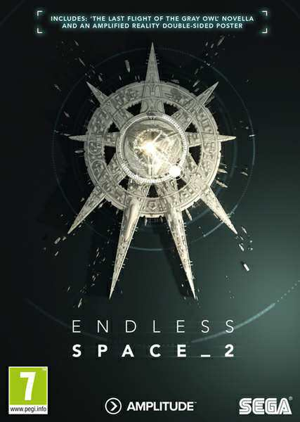Endless Space 2: Digital Deluxe Edition [v 1.1.0] (2017)