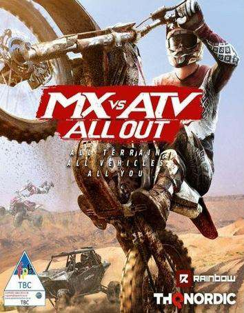 MX vs ATV All Out (2018)