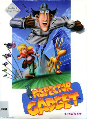 Inspector Gadget: Mission 1 - Global Terror! (1991)