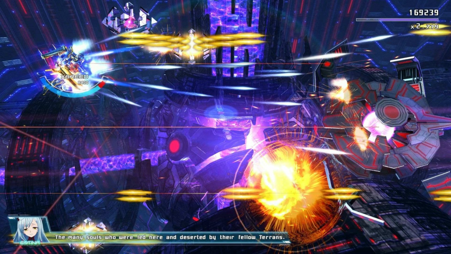 Astebreed Definitive Edition (2017)