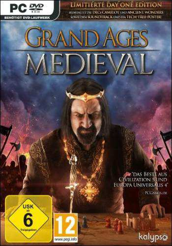 Grand Ages: Medieval (2017)