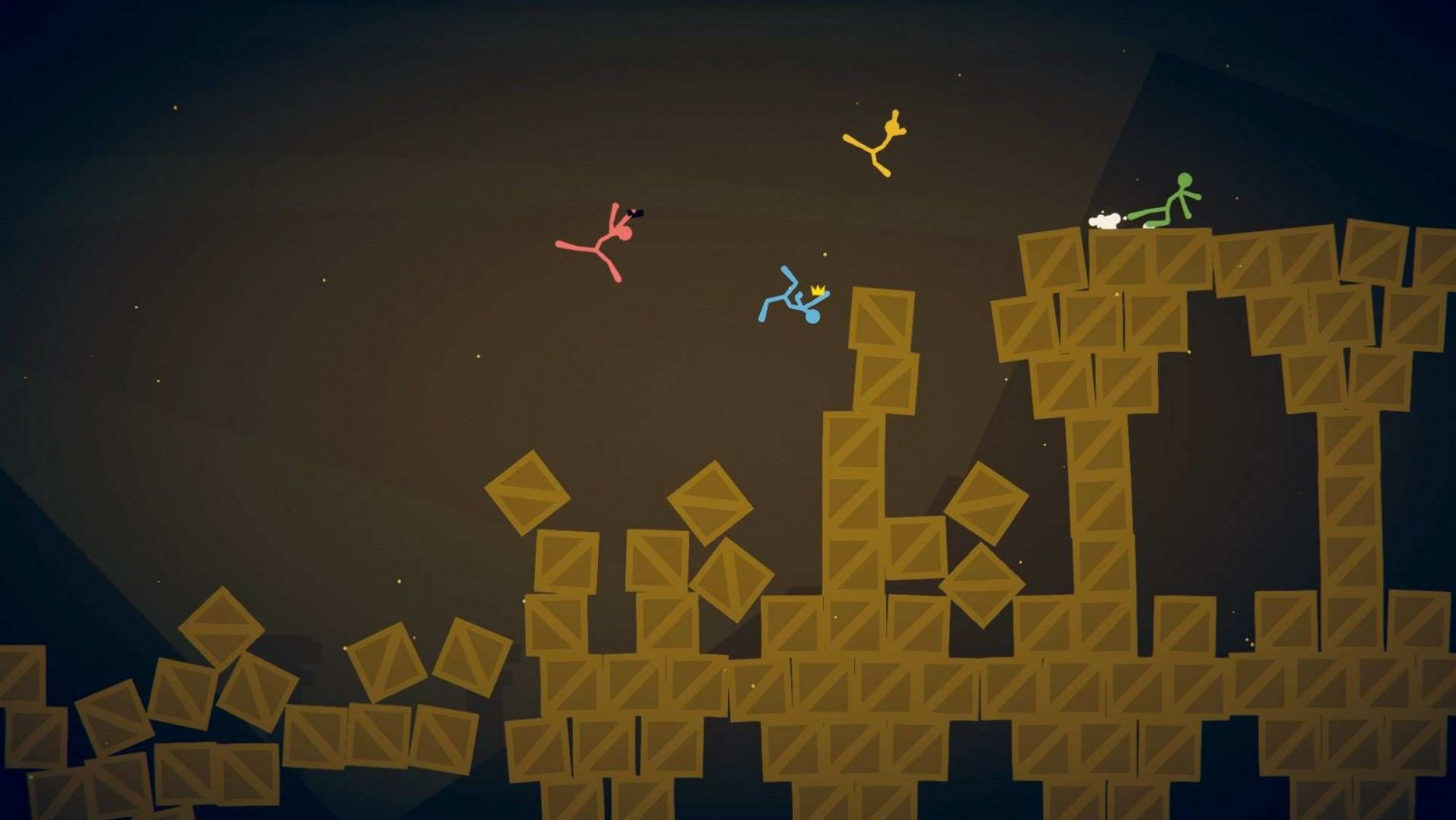 Stick Fight: The Game [v1.2.02] (2017)