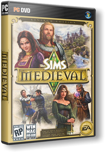 The Sims Medieval: Pirates and Nobles (2011) PC &#...