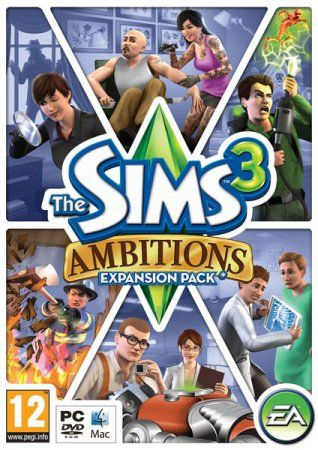 The Sims 3 Карьера / The Sims 3 Ambitions (2010) P...