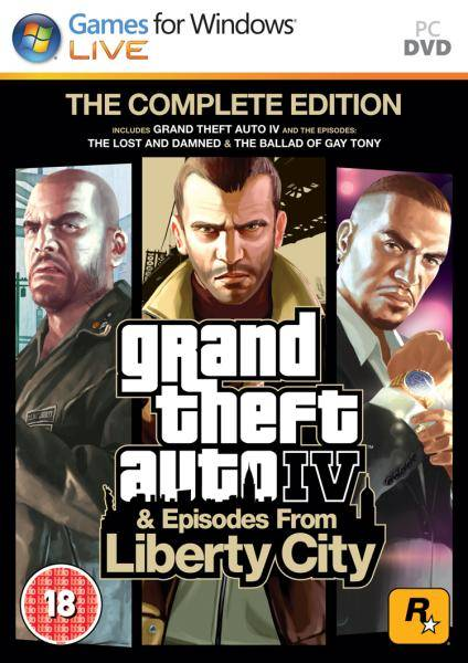 Grand Theft Auto IV: Episodes From Liberty City (2...