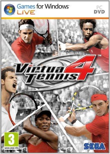 Virtua Tennis 4 (2011/PC/Eng)