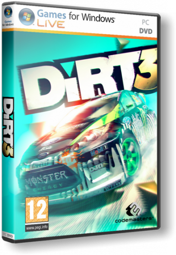 Colin McRae: DiRT 3 (ENG/Multi5) / 2011 / [RePack]...