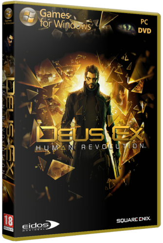 Deus Ex: Human Revolution (2011/PC/Русский)