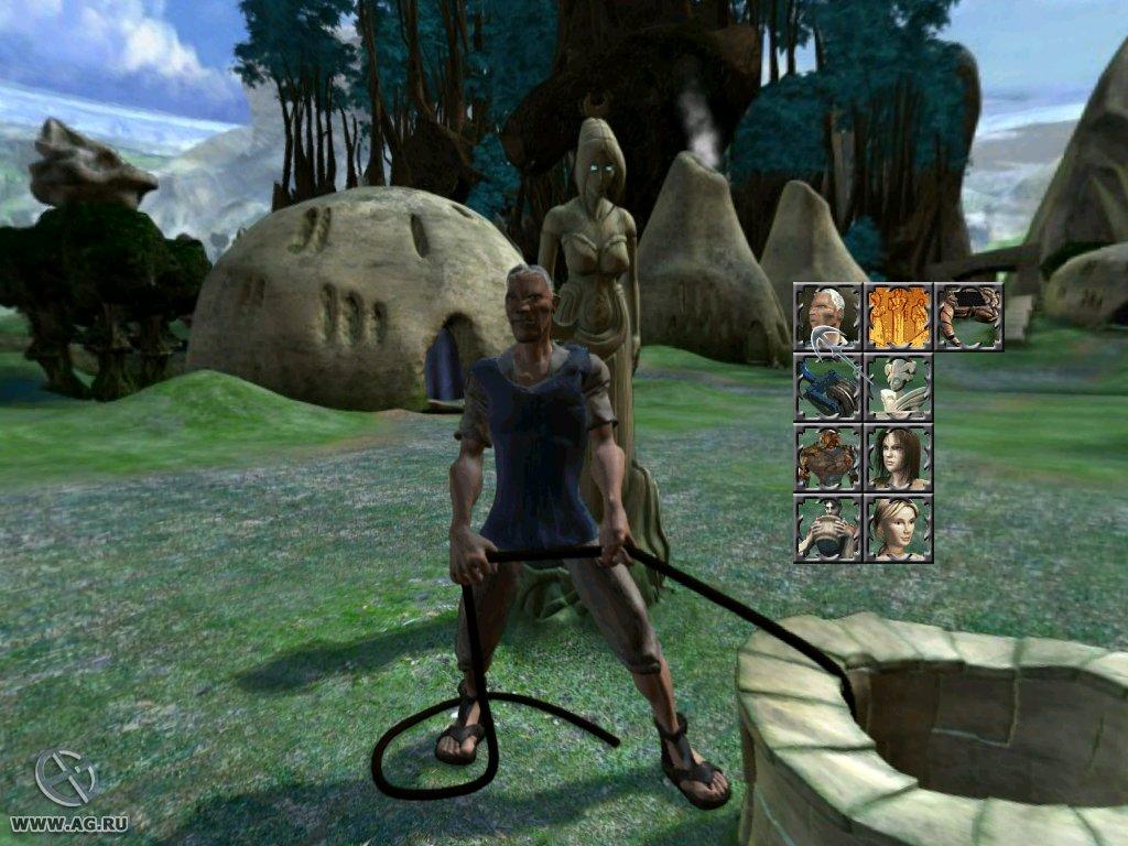 Атлантида: Эволюция / Atlantis Evolution (2004) PC | RePack