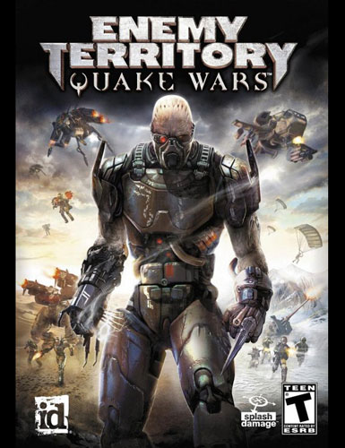 Enemy Territory - Quake Wars (2007) PC