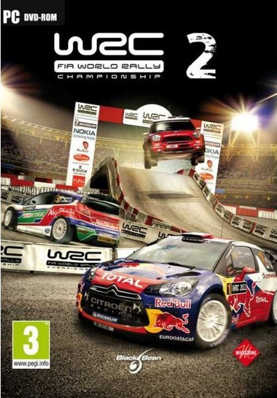 WRC FIA World Rally Championship 2011 (2011) PC