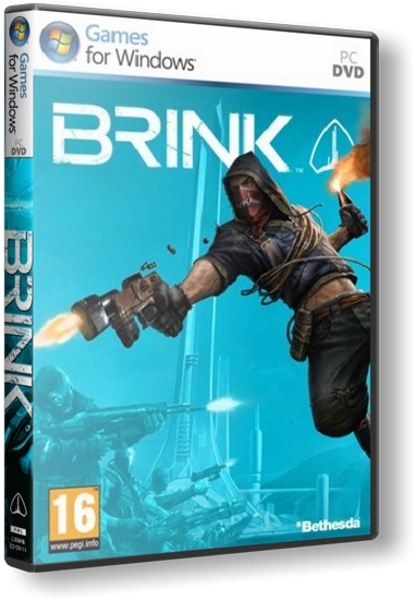 Brink (2011) PC {ENG/RUS, Piratka}