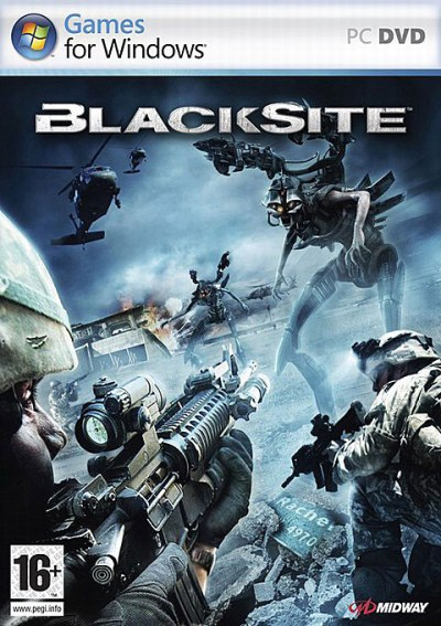 BlackSite Area 51 (2007) PC | RePack от R.G. ...