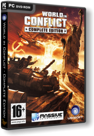 World in Conflict: Complete Edition (2009) PC &#12...
