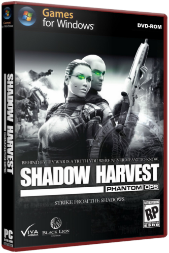 Операции Shadow Harvest Phantom Ops (2011) PC {Rep...