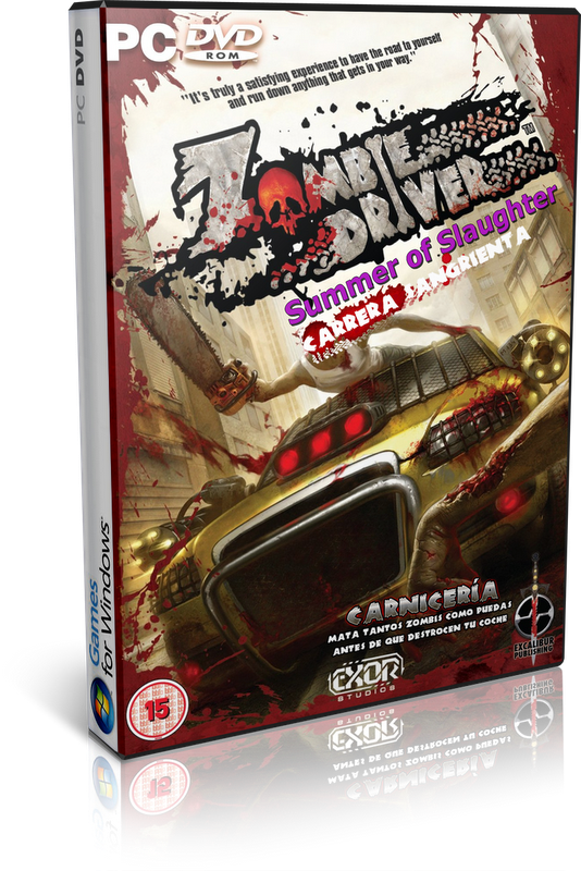 Zombie Driver + Summer of Slaughter (2011/PC/Русск...
