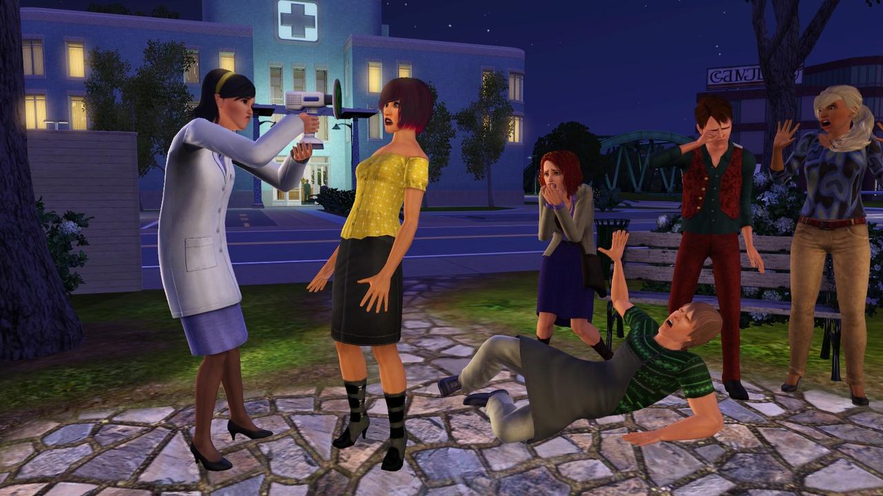 Сезонные праздники в The Sims 3 Времена года 31