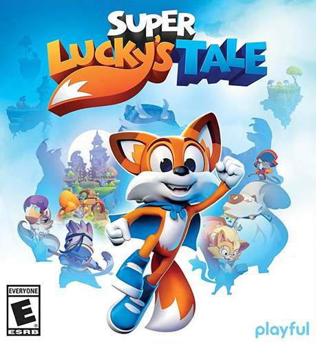 Super Lucky's Tale (2017)