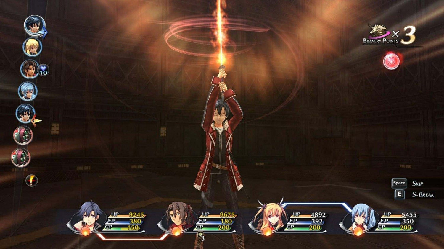 The Legend of Heroes: Trails of Cold Steel II [1.3 + 13DLC] (2018)