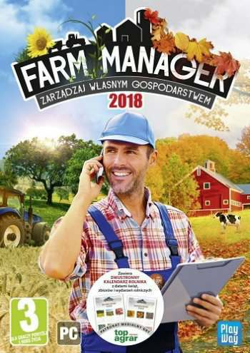 Farm Manager 2018 [Update 4] (2018)