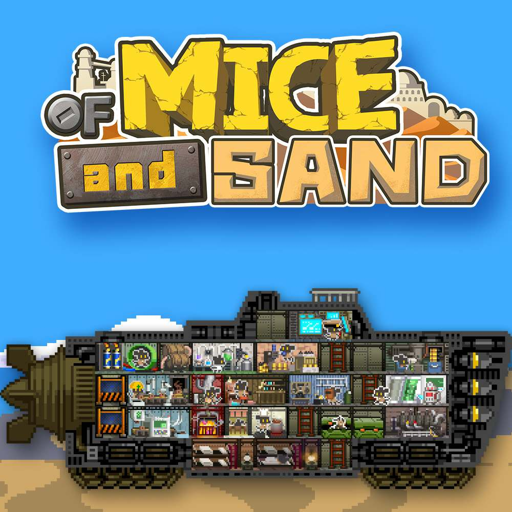 OF MICE AND SAND -REVISED- (2018)
