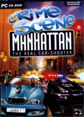 Банды Нью-Йорка / Crime Scene: Manhattan (2004) PC