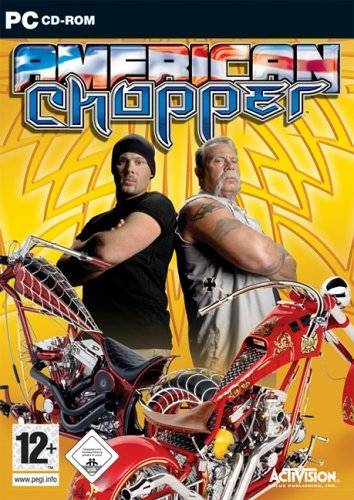 American Chopper (2004) PC